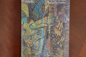 Wolfgang Paalen, an art book gallery catalogue.