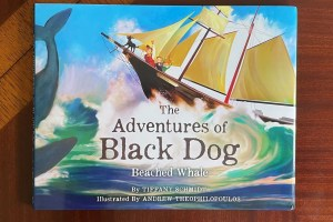 The Adventures of Black Dog, Beached Whale.