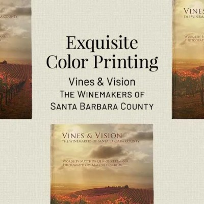 Vines & Vision – The Winemakers of Santa Barbara County