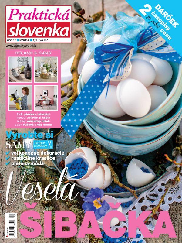 Praktická Slovenka 03 - 2018
