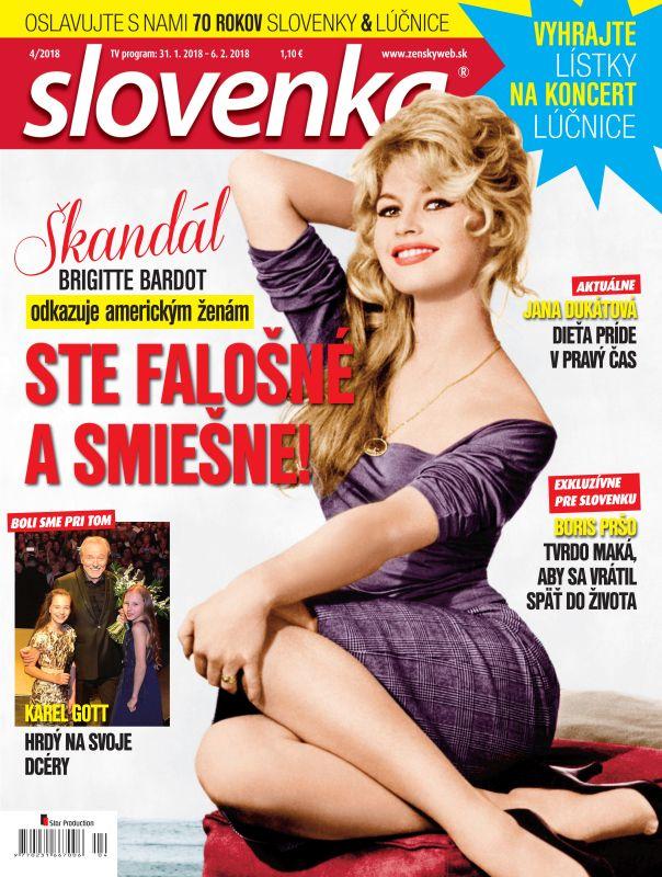 Slovenka 04 - 2018