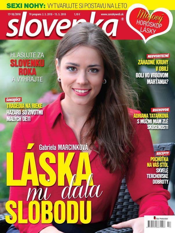 Slovenka 17-18 - 2018