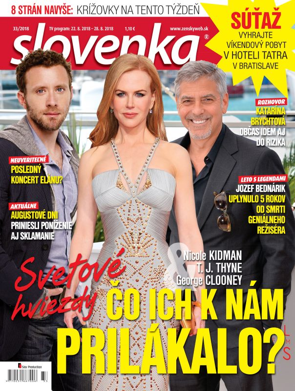 Slovenka 33 - 2018