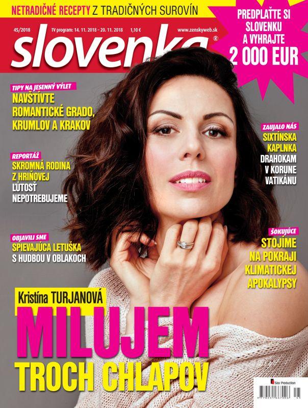 Slovenka 45 - 2018