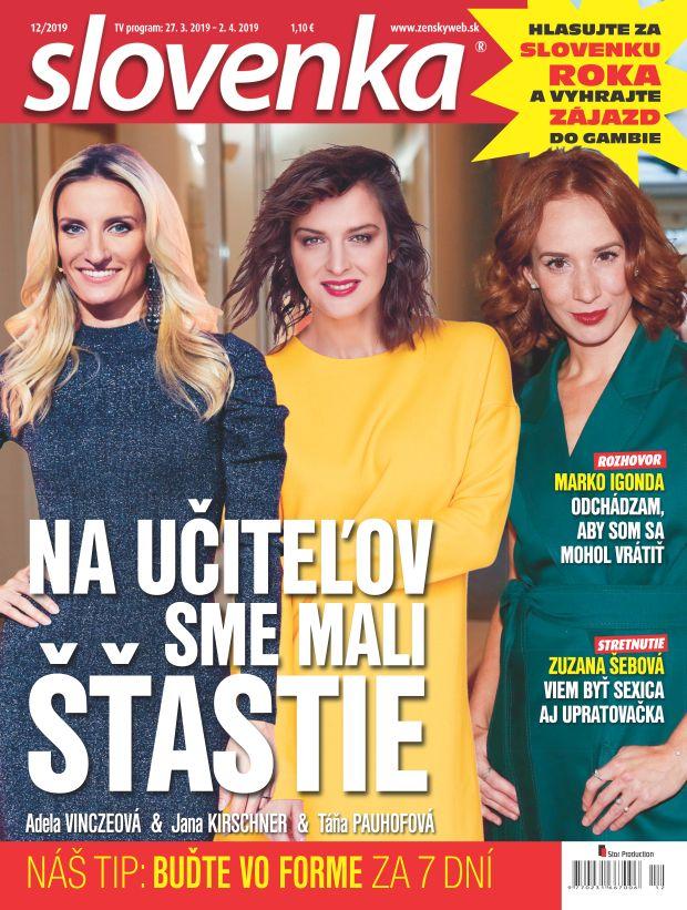 Slovenka 12 / 2019