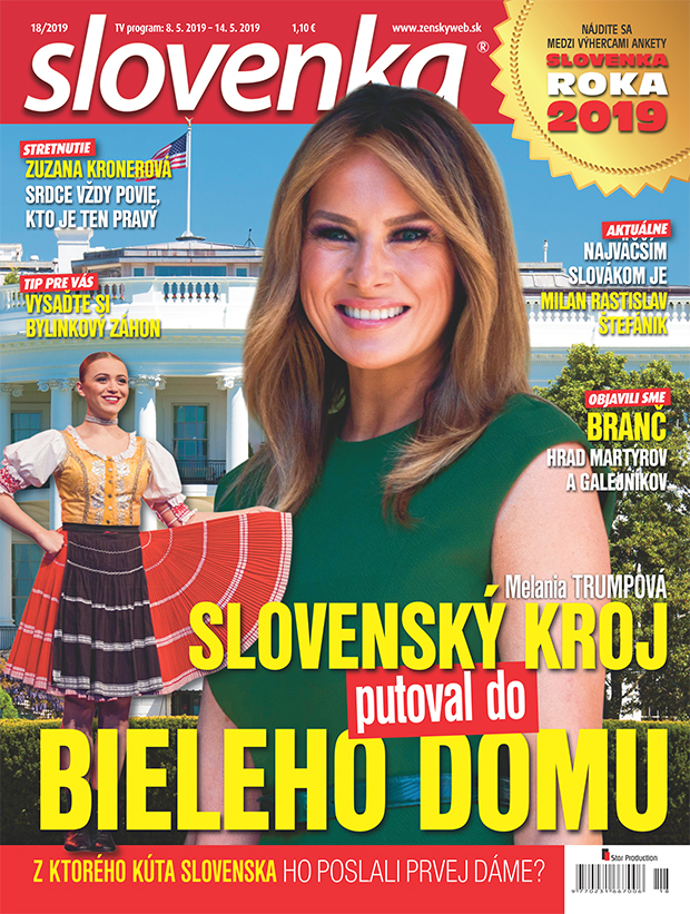 Slovenka 18 / 2019