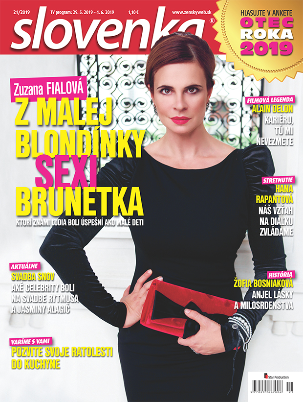 Slovenka 21 / 2019