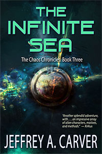Cover art for The Infinite Sea, Starstream edition