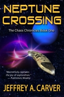 Neptune Crossing by Jeffrey A. Carver