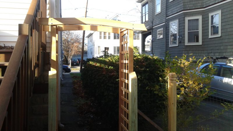 arbor-partially-finished
