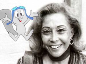 June Foray, from IMDB
