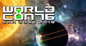 Worldcon 76 logo