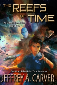 The Reefs of Time ebook cover