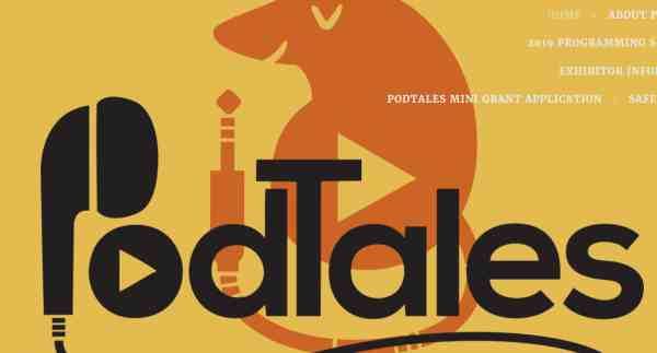 PodTales Festival logo