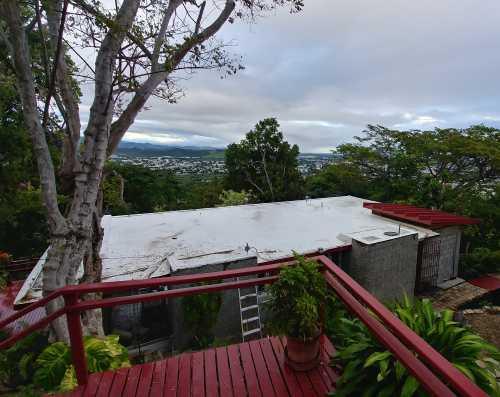Roof of Casarboles