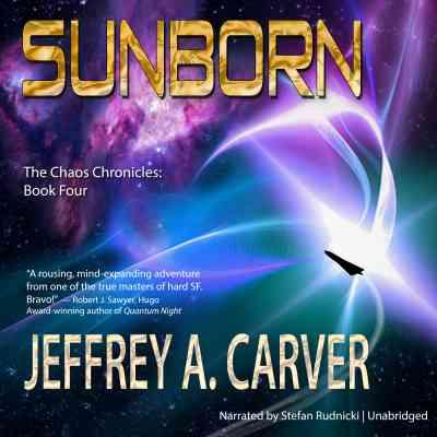 Sunborn audiobook cover