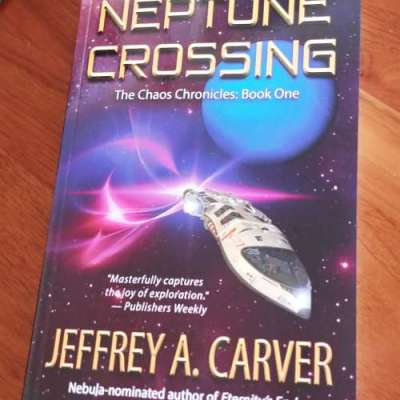 Neptune Crossing - paperback