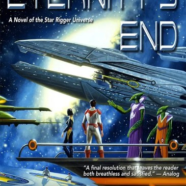 Eternity's End new cover art
