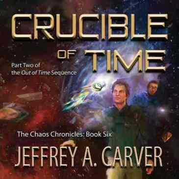 Crucible of Time audiobook cover