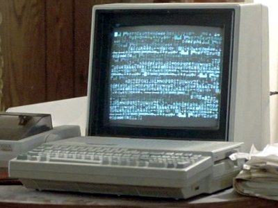 Starring The Computer Vtech Laser 128