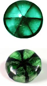 Trapiche Emeralds StarRubyin Exotic Gemstones
