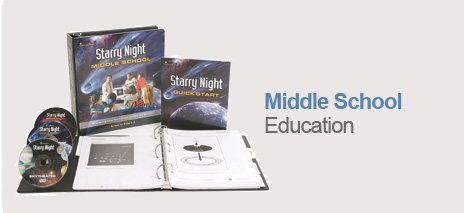 Starry Night Software: Middle School Edition