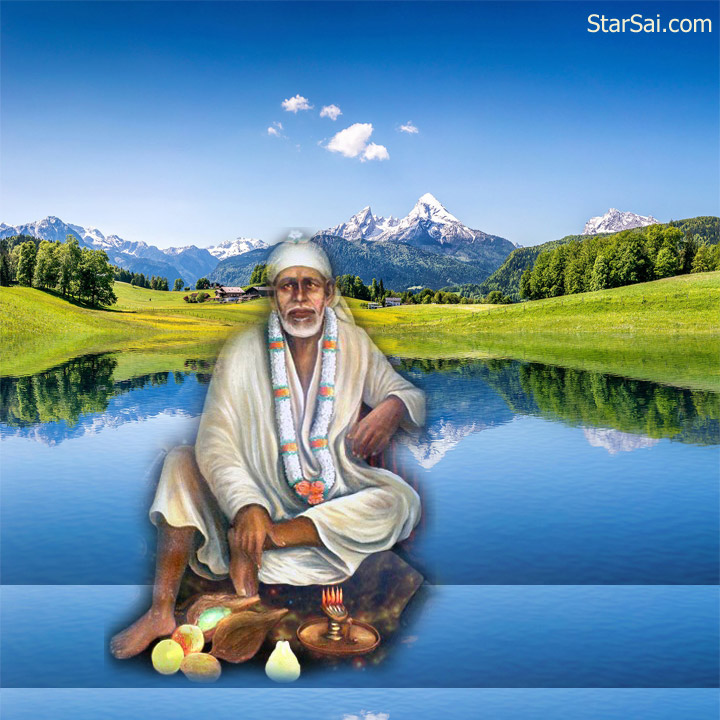 saibaba powerful darshan