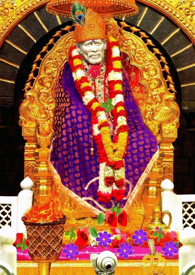 Shirdi Saibaba Samadhi Mandir