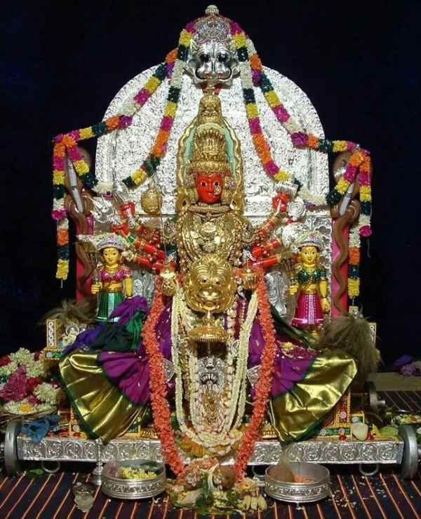 Marikamba temple,Sirsi, Sagar