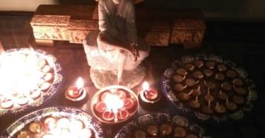 Shirdi Saibaba lamps