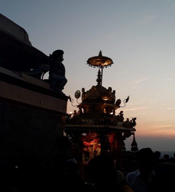 Sivan Malai Murugan Thanga Ther