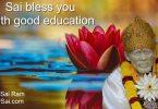 Shirdi Saibaba blessings for Good Education