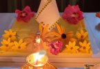108 Lamps Puja Photos