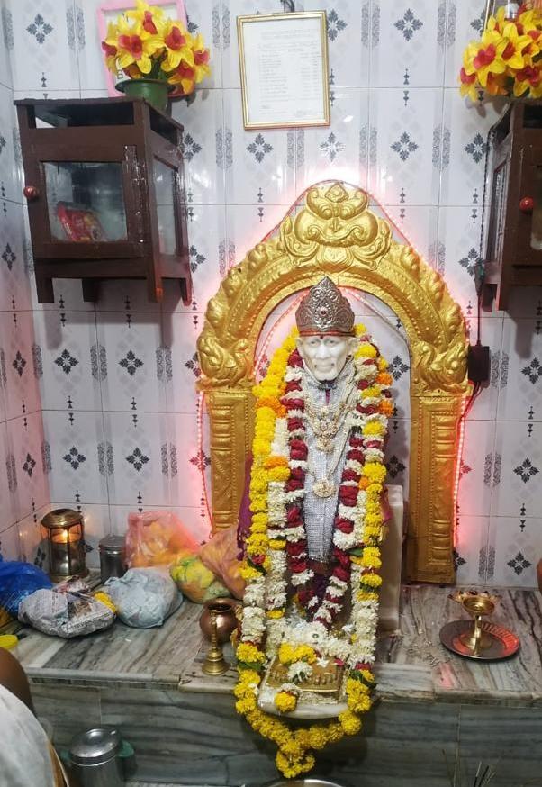 Shri Shirdi Sai Baba Mandir, Gulbarga