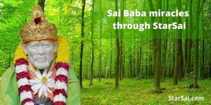 Shirdi Sai Baba Miracle