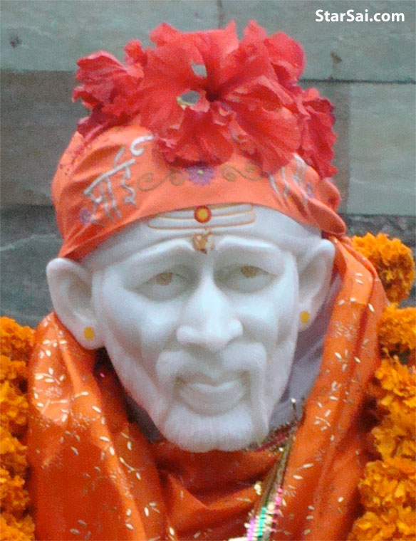 Sai, i love you truly madly deeply , Shirdi Sai baba smiling to you .