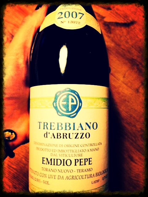 Emidio Pepe Trebbiano d'Abruzzo 2007
