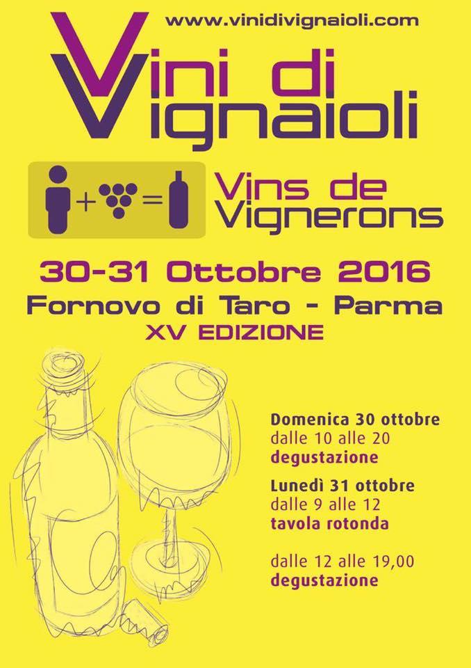 Vini di vignaioli - Vibs de Vignerons_Fornovo di Taro