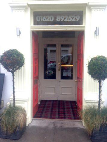 turning 50 no 12 quality street north berwick scotland b&b restaurant