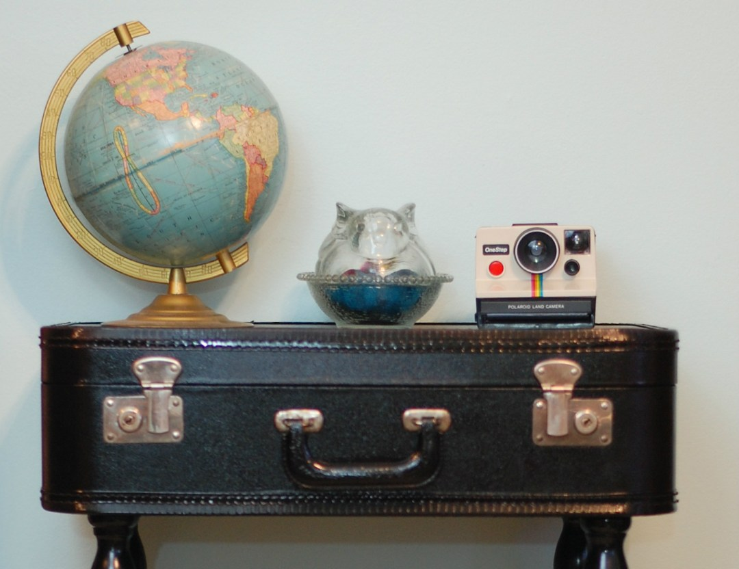 Diy suitcase table - Make A Suitcase Table
