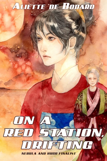 Red Station cover