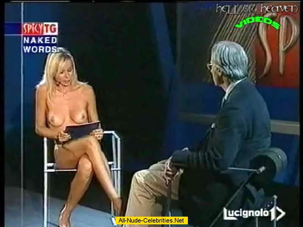 Rocca nackt Silvia  GERMAN PORN