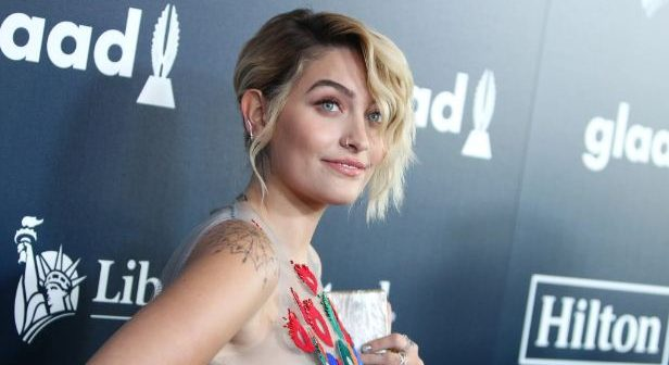 Paris Jackson Matching Tattoo New Pictures