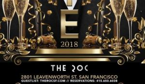 New Years Eve at The Roc