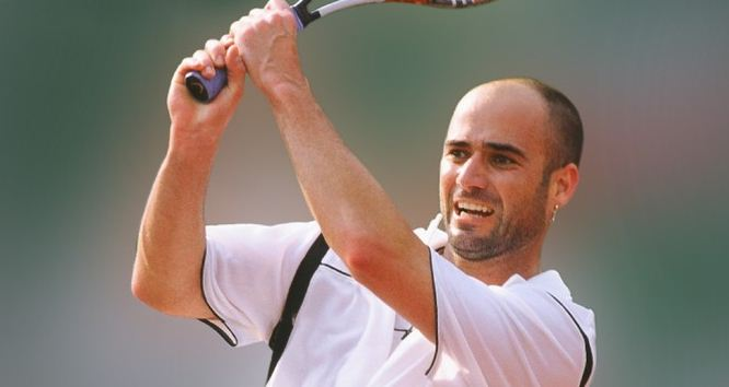Andre Agassi Height