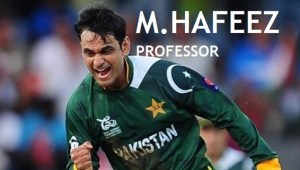 Muhammad Hafeez Height