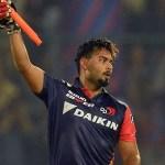 Rishabh Pant Height