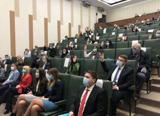 СРЕЋНИЈА НОВА ГОДИНА... са 7. седнице Скупштине града Панчева