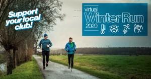 Winter Run promotie afbeelding