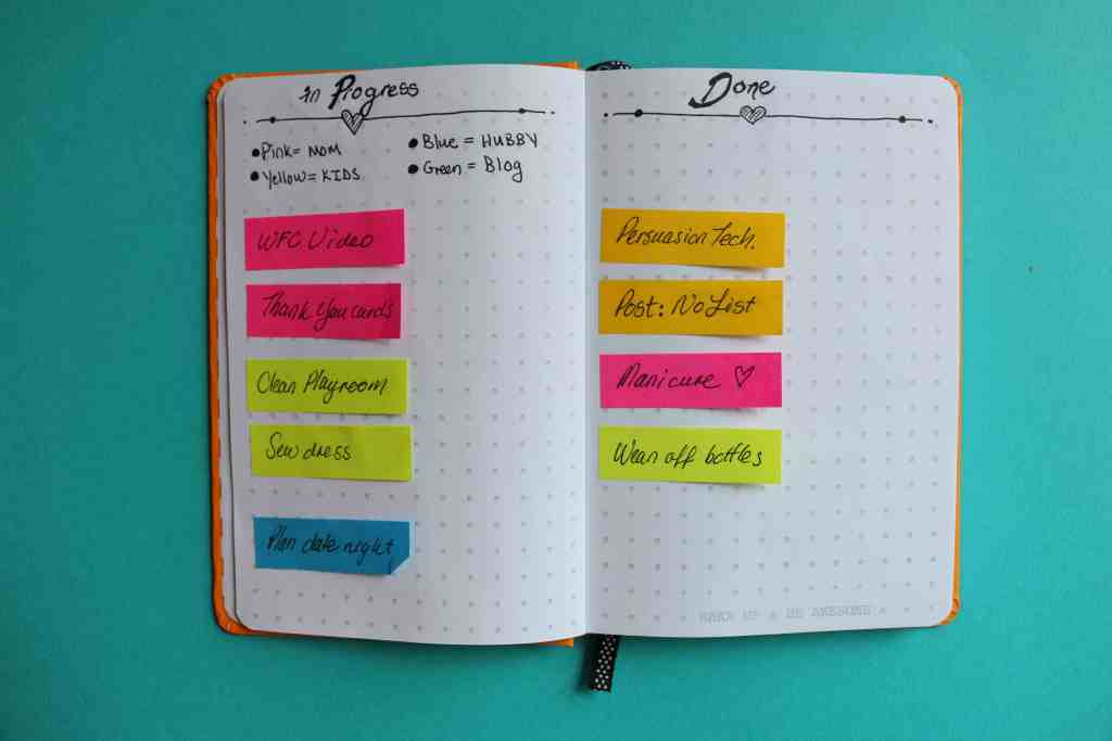 Bullet Journal for Productivity